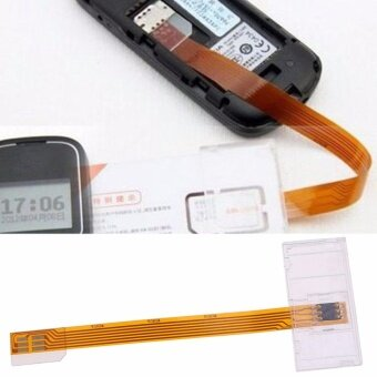Big To Small SIM Card Converter Adapter Open Device For MobilePhones Sim Card