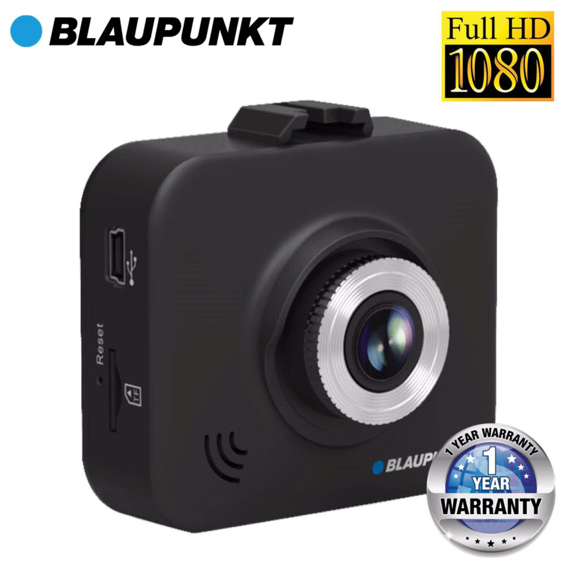 BLAUPUNKT DVR BP-2.0 FHD with 2-inch LCD Display, Built-in Microphone & Speaker