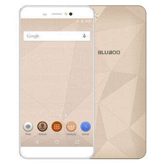 BLUBOO Picasso 4G Smartphone 5.0 inch 2GB +16GB Gold