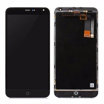 Harga Bluesky High Quality New LCD Display + Digitizer Touch Screenassembly With Frame For Meizu m1 Note 5.5 inch