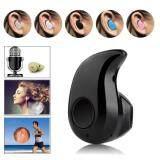 Bluetooth Earphone 4.0 Auriculares Wireless Earpods Handfree Micro Earpiece for Xiaomi Phone Small Stero S530 Black