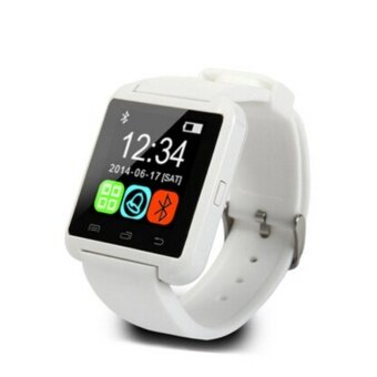 Bluetooth Smartwatch U8 Smart Watch for Android Phone SmartphonesAndroid Wear