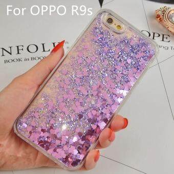 ... F3 Plus SoftTPU LED Flash Incoming. Source · BONVAN Dynamic Glitter Sand Flowing Quicksand Shiny Case CrystalClear Cellphone Back Cover For OPPO R9s