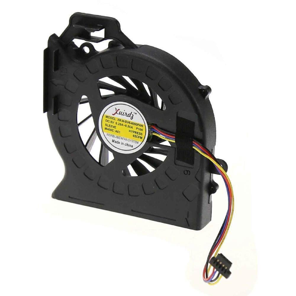 Buku Catatan Baru Cpu Pendinginan Penggemar Cooler untuk HP Pavilion DV6-6090-Internasional