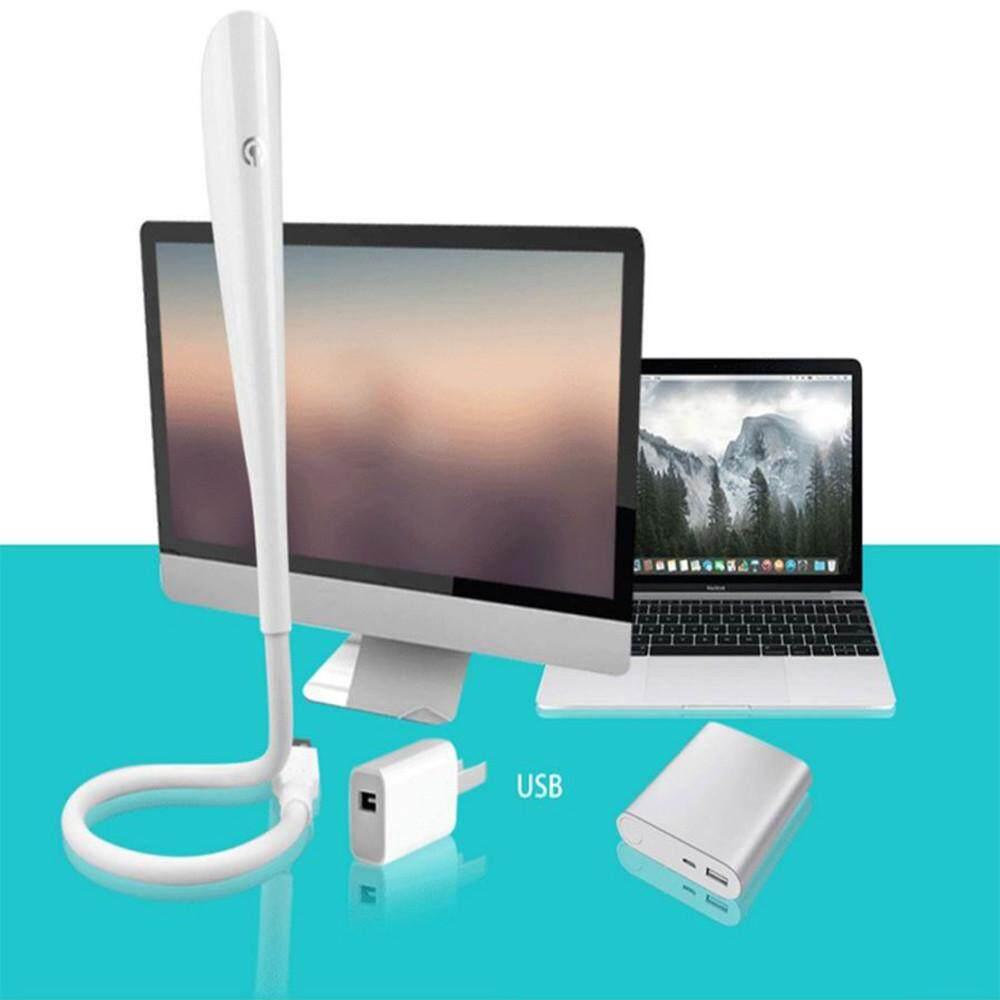 Cerah USB 1LED Bohlam Lampu Fleksibel untuk Laptop Buku Catatan Buah Wh-Internasional