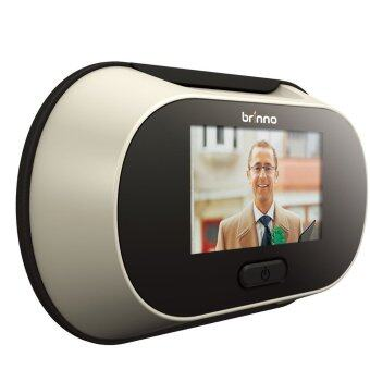 Brinno Phv1325 Digital Peephole Viewer Front Door Security