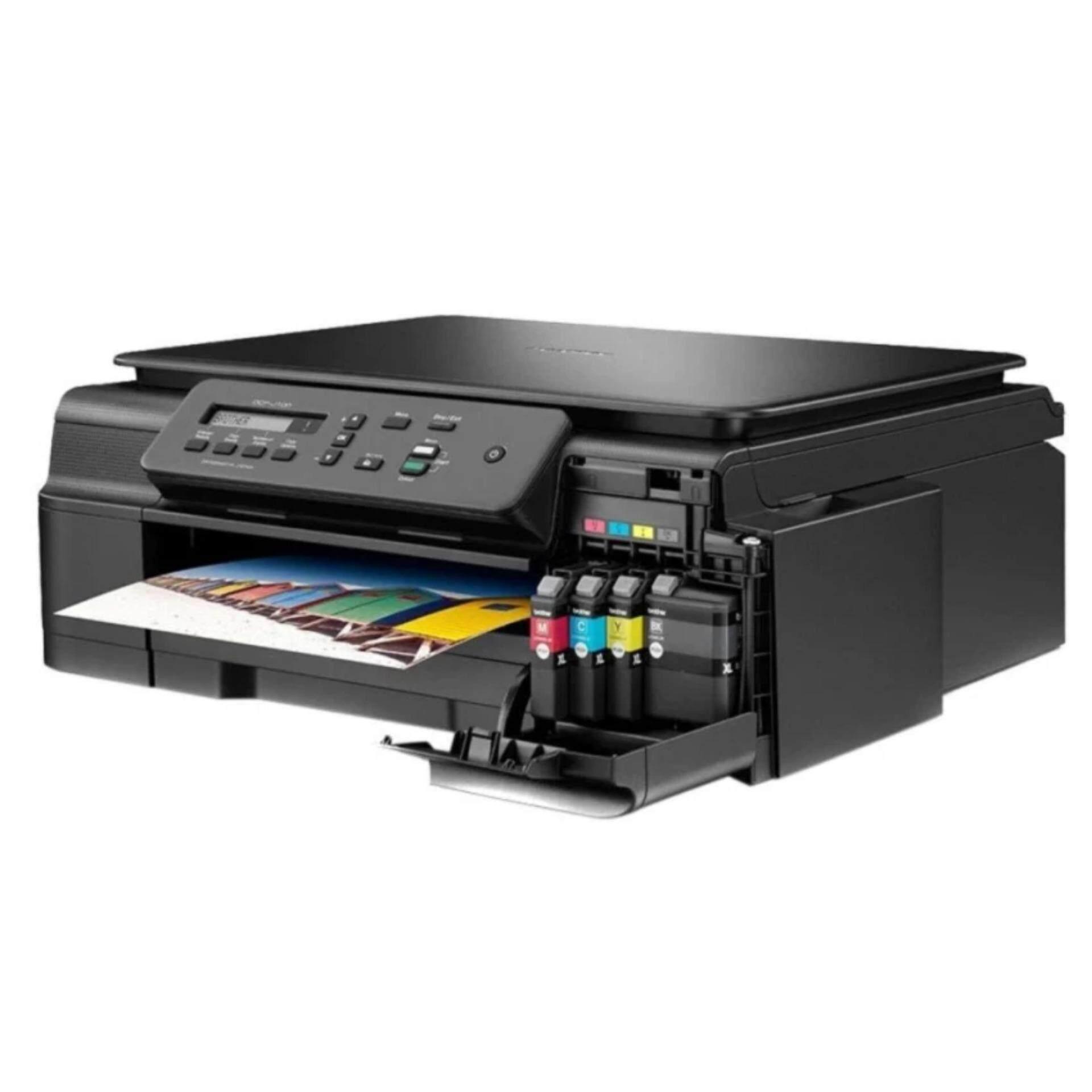 Brother DCP-J100 InkBenefit Printer (SCAN,COPY,PRINT)