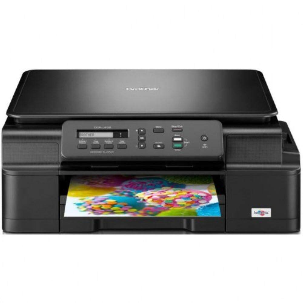 Brother DCP-J105 InkBenefit - A4 3in1 InkJet Wireless