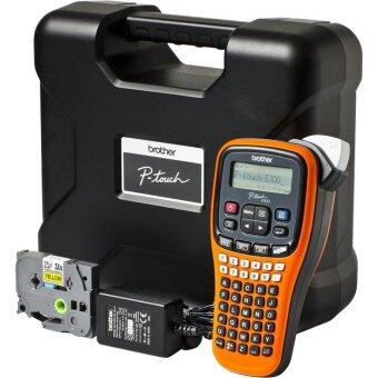Harga Brother P-Touch PT-E300VP Handheld Electrical Specialist LabelMaker (Brother PTE300VP)