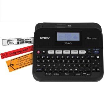 Harga Brother PT-D450 P-TOUCH PC Connectable Labeller