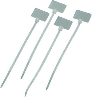 Harga Cable Marker Tie (100Pcs Per Pack)