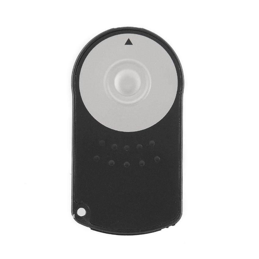 Kangjiate Kamera IR Nirkabel Jarak Jauh Pengendali RC-6 untuk Canon EOS 600D 5D II IIe 500D-Internasional