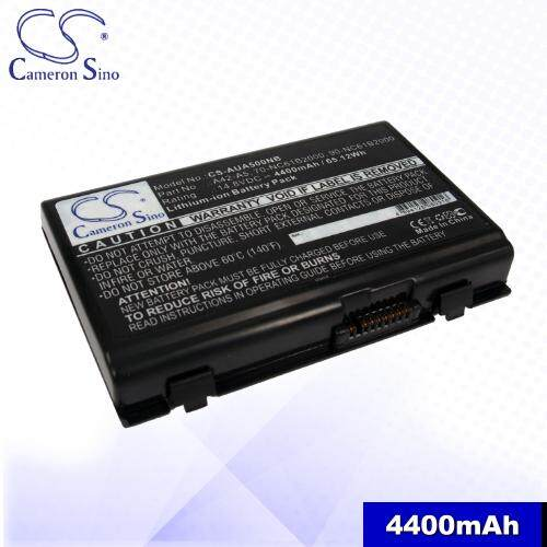 CameronSino Notebook Laptop Battery AUA500NB Asus 90-NC61B2000 / A5000l Battery 4400mah