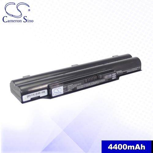 CameronSino Notebook Laptop Battery FUH520NB Fujitsu LifeBook AH530 / LH530 Battery 4400mah