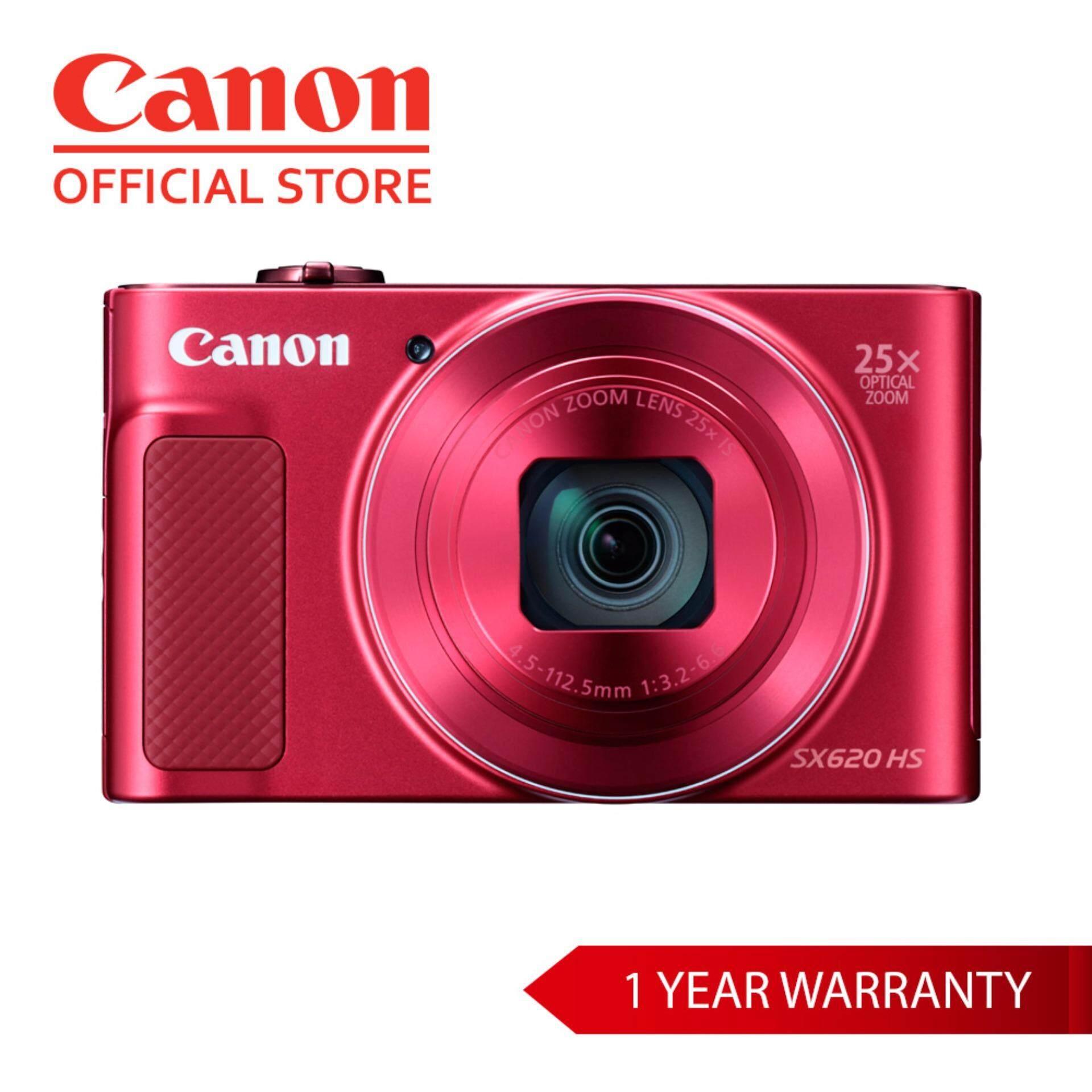 Paghahambing Canon Compact Powershot Sx620hs Camera At Panasonic Lumix Dmc Lx10 Digital Black 4k Advance Creative