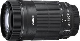 Harga Canon EF-S 55-250mm f/4-5.6 IS STM Lens