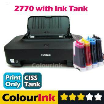 Harga Canon IP 2770 With CISS