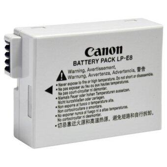 Harga Canon LP-E8 Rechargeable Battery For Canon EOS 550D / 600D / 650D
