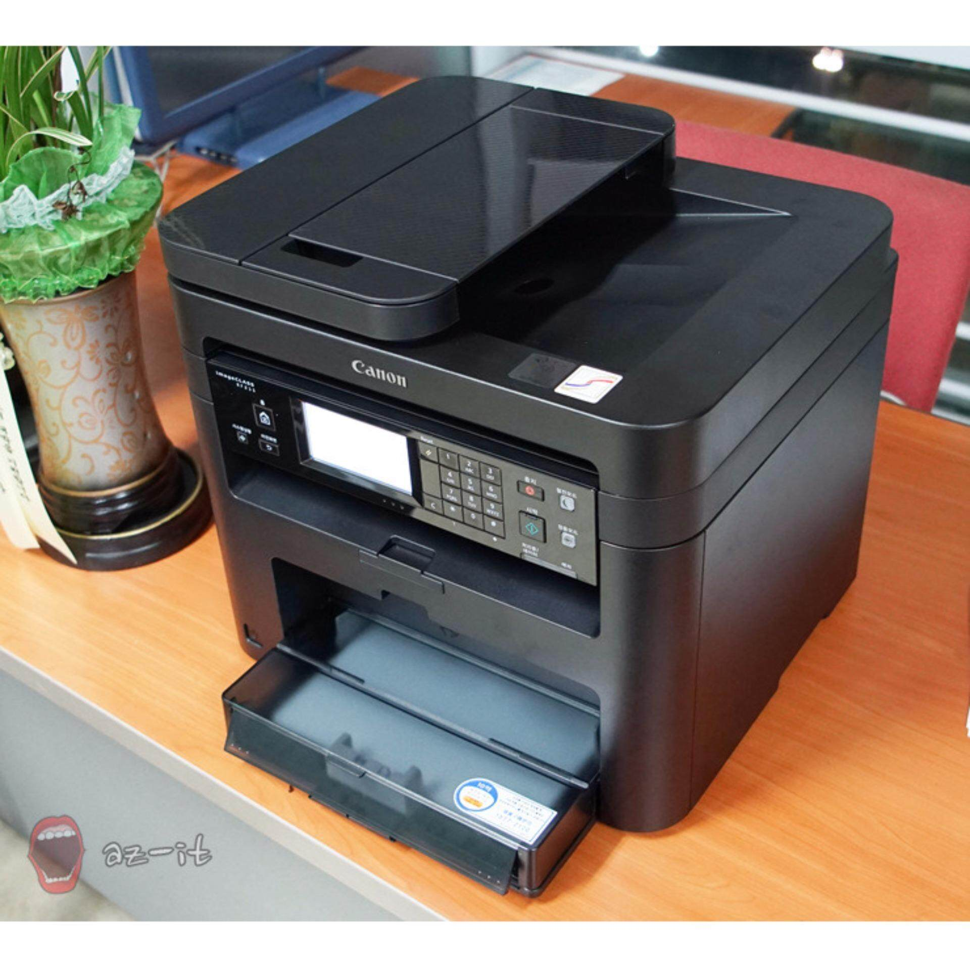 CANON MF215 ALL-IN-ONE LASER PRINTER