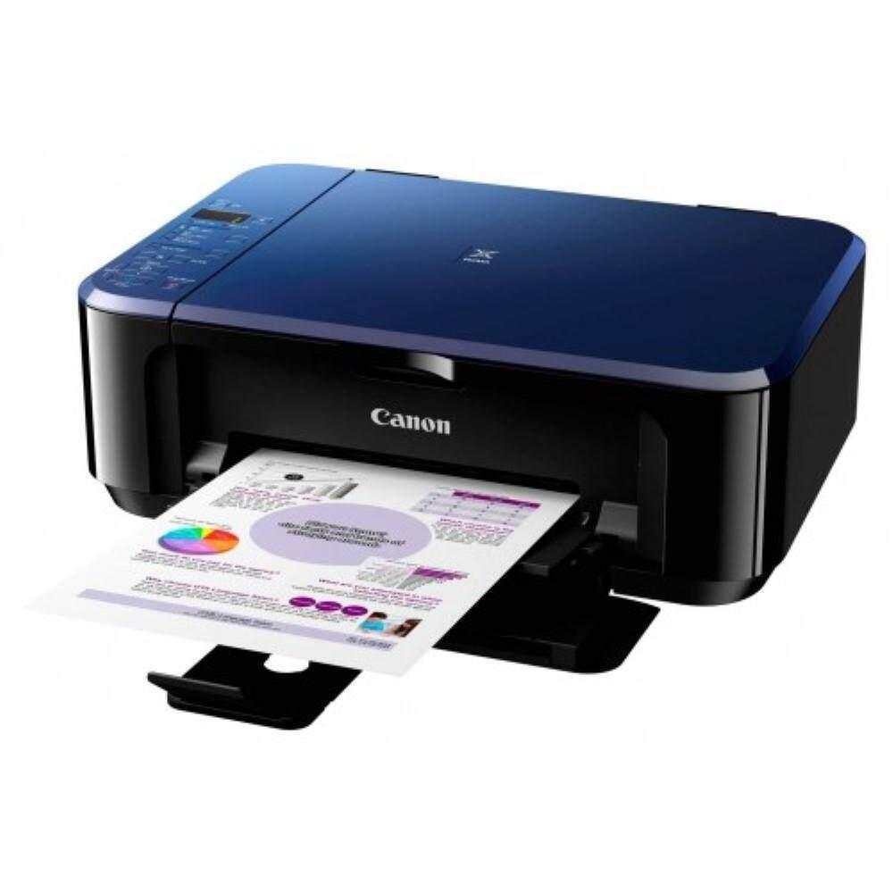 Canon PIXMA E510 - A4 3-in-1 USB Inkjet Printer