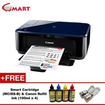 Canon PIXMA E510 All-in-1 Inkjet Printer Free Gifts