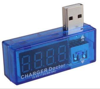 Harga Charging Monitor Doctor Usb Power Current Voltage Tester CheckMeter