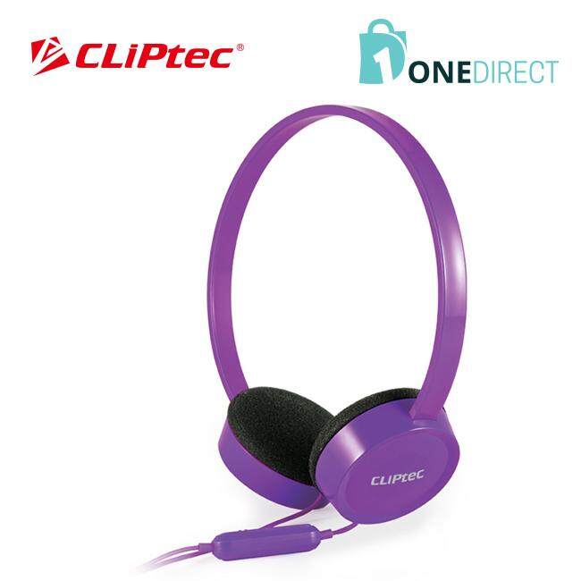 CLiPtec KIDS-CHAT Multimedia Stereo Headset for Kids BMH335
