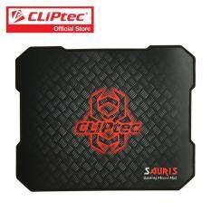 CLiPtec SAURIS Gaming Mouse Mat-RGY316 (Black) Malaysia