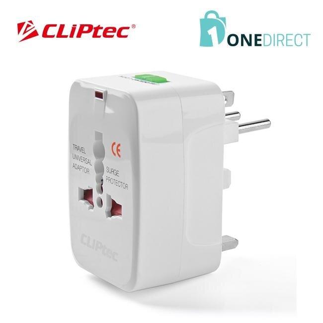 CLiPtec Universal Travelling Plug Adapter-GZJ130