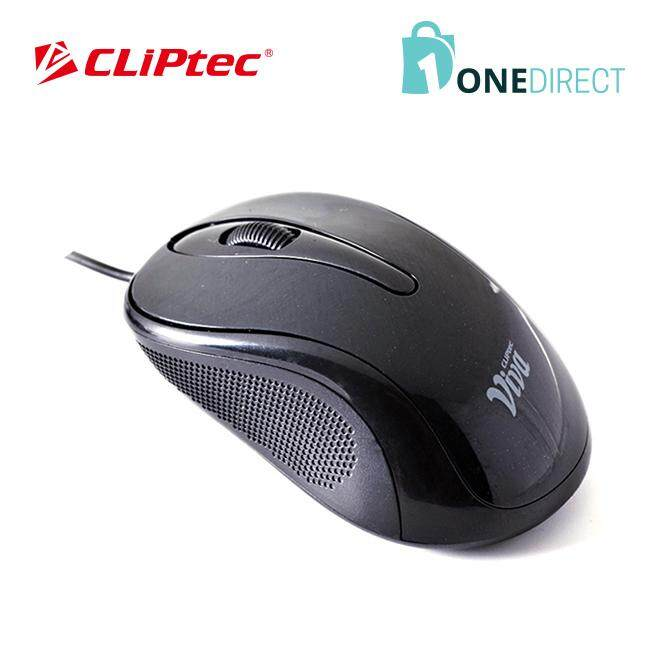 CLiPtec VIVA 1000dpi Optical Mouse RZS961