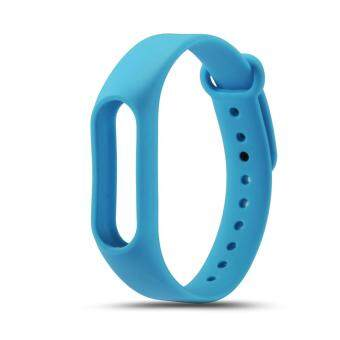Colorful Silicone Wrist Strap Bracelet Replacement watchband forMiband 2 Xiaomi Mi band 2 strap Wristbands