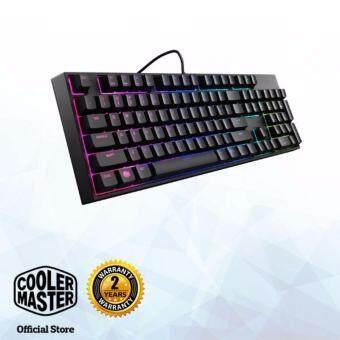 Cooler Master MasterKeys Lite L RGB Gaming Keyboard Malaysia