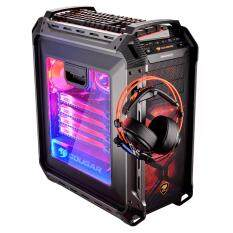 Cougar PANZER MAX The Ultimate Full Tower Gaming Chassis Malaysia