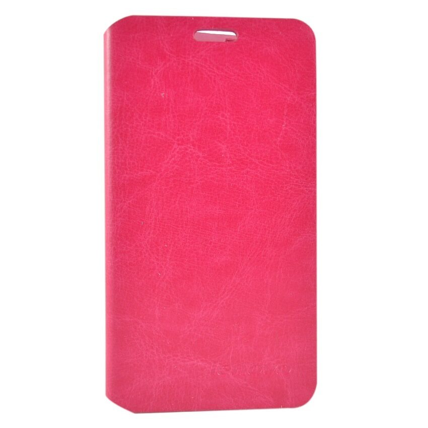 Cover Flip Case For Lenovo A526 (Pink)