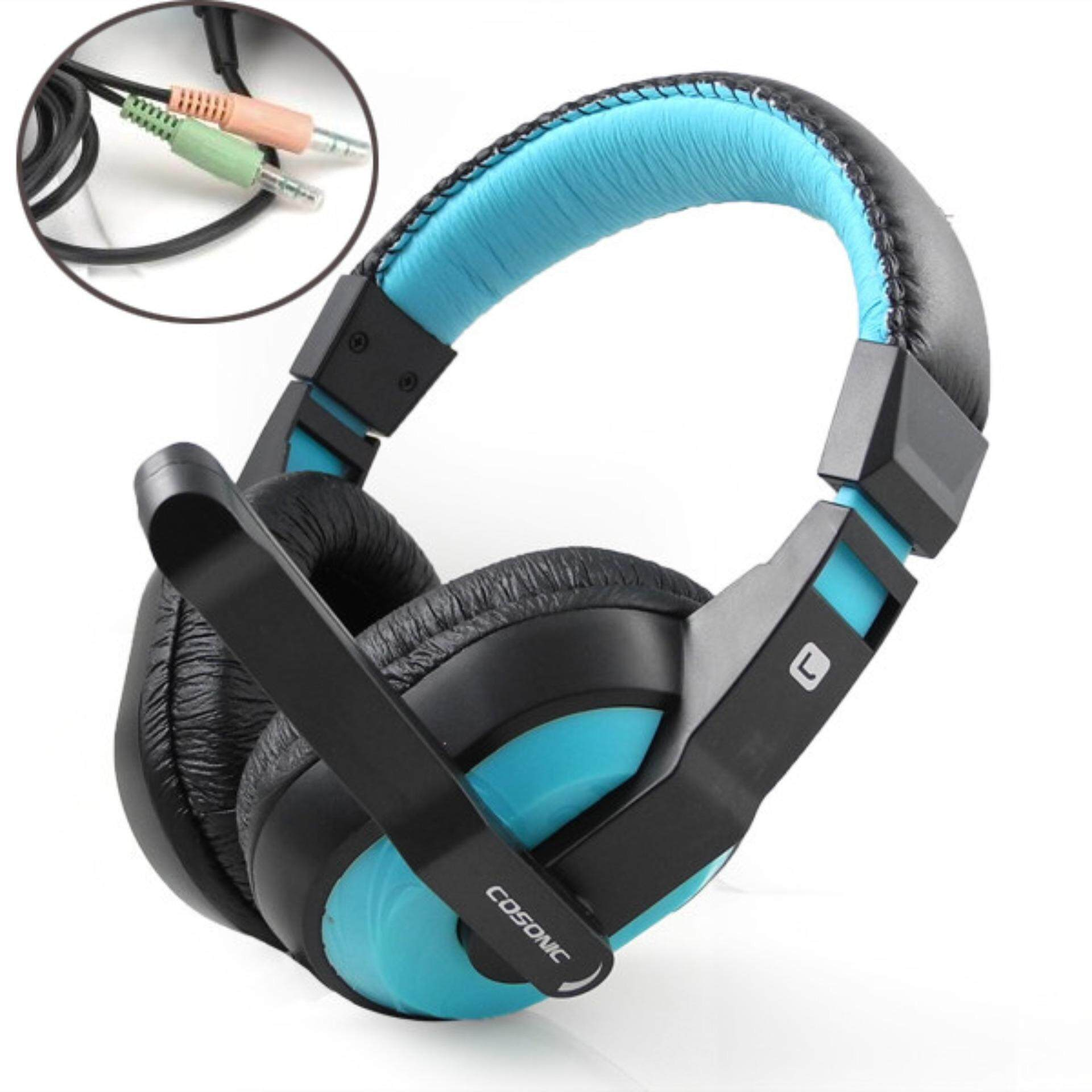 Cosonic CT-770 Stereo Gaming Headphones with Microphone