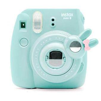 Cute Bunny Selfie And Close Up Lens Shot Mirror For Fujifilm Instax Mini9 mini 8 Mini10s