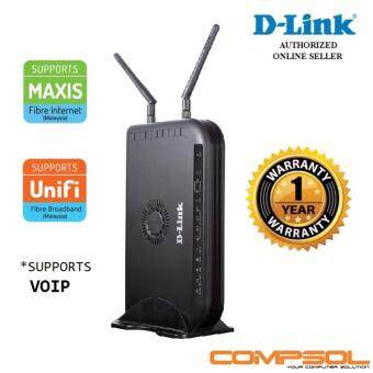 Harga D-Link DVG-N5412SP N300 Wireless VOIP Router