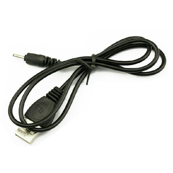 DC 2.0mm x 0.6mm USB Power Charger Cable For Nokia