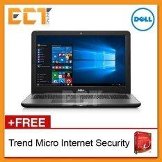 Dell Inspiron 15-5567 Notebook (i5-7200U 3.10Ghz,256GB SSD,8GB,AMD R7-M445-4GB D5,15.6FHD,W10) Malaysia