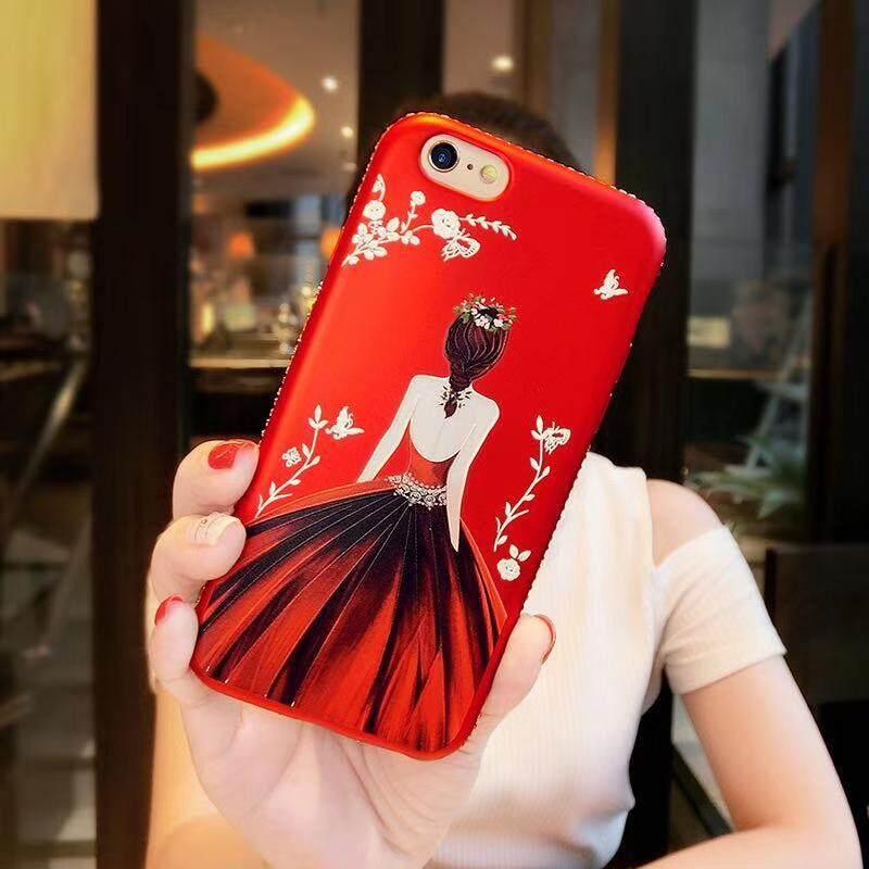 ... Diamond Goddess back Soft Case for Vivo Y35 - intl - 3 ...