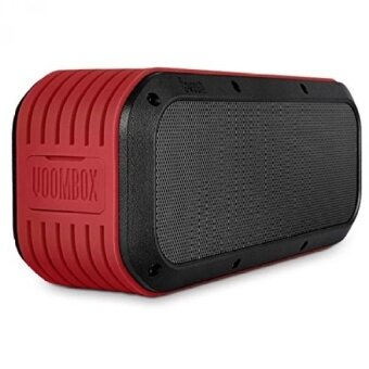 Harga Divoom VoomBox Outdoor Waterproof NFC Bluetooth Speakers RuggedPortable Stereo Super Bass Speaker with Microphone