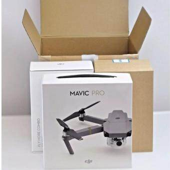 Harga DJI Mavic Pro Fly More Combo (Ready Stock)