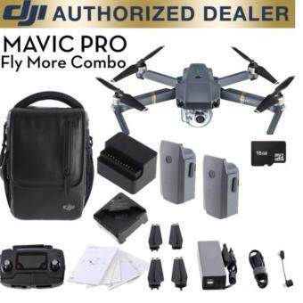 Harga DJI MAVIC PRO FLY MORE COMBO (SPECIAL OFFER)