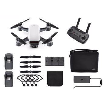 Harga Dji Spark flymore more COMBO color : white