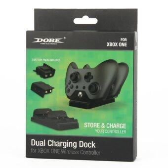 Harga DOBE DUAL CHARGE STATION - XBOX ONE
