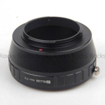 Dollice Lens Adapter Suit For Nikon to Fujifilm X Camera - 5