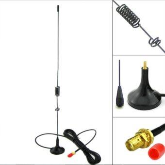 Harga Dual Band Magnetic Base Car Antenna for BAOFENG CB Radio UV-5RUV-5RE Plus BF-888S UV-82 UV-B5