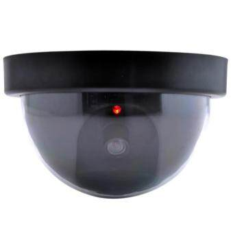 Harga Dummy Dome LED CCTV Realistic Looking Security Camera