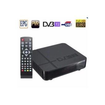 Harga DVB-T2 TV DECODER MYTV MYFREEVIEW TUNER RECEIVER FULL HD PVR RECORDER