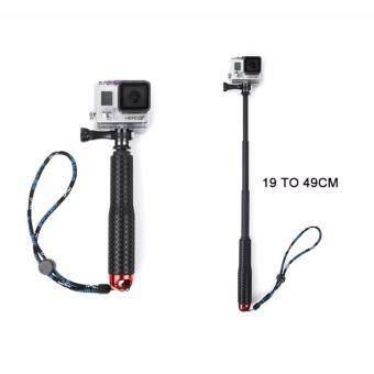 EcoSport Go Pro Selfie Stick Extendable Monopod